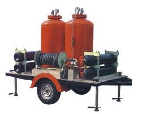 ZPT500型拖车式泡沫灭火装置