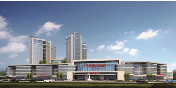 重庆市巴南区三级甲等医院建设项目