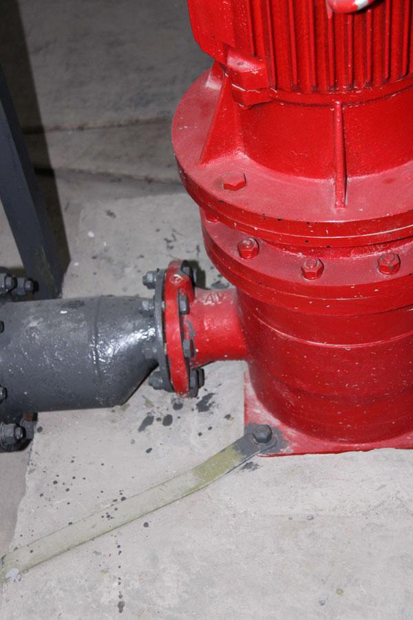 水泵防雷接地安装