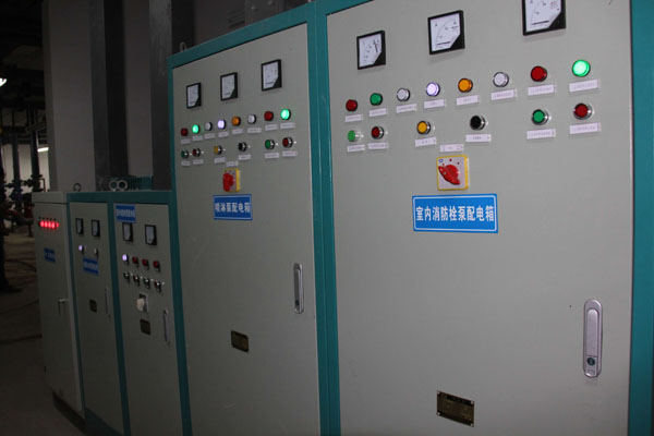 水泵房配电柜