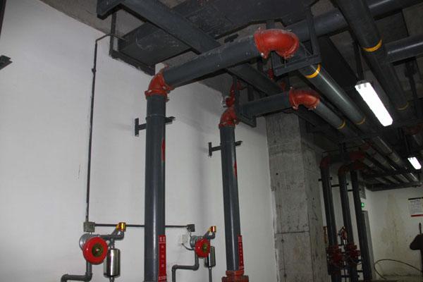 水泵房管道安装 |重庆消防工程,重庆消防安装,重庆,-.