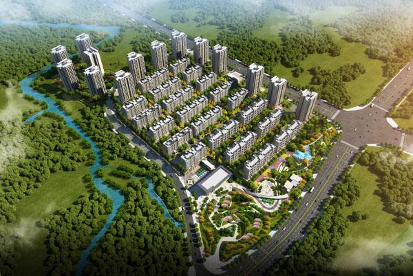 重庆茶园碧和园项目